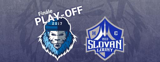 HC Slovan Louny – MOSTEČTÍ LVI