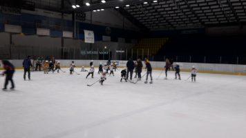 Hokejová základna ukončila sezónu