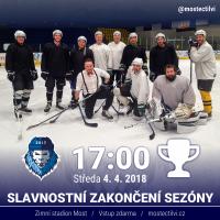 Zakončení sezóny 2017/18