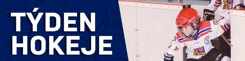 POZVÁNKA: 20. 9. 2018 Týden hokeje