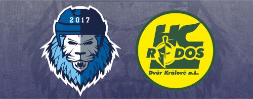15. 12. 2018 MOSTEČTÍ LVI – HC Dvůr Králové n. Labem