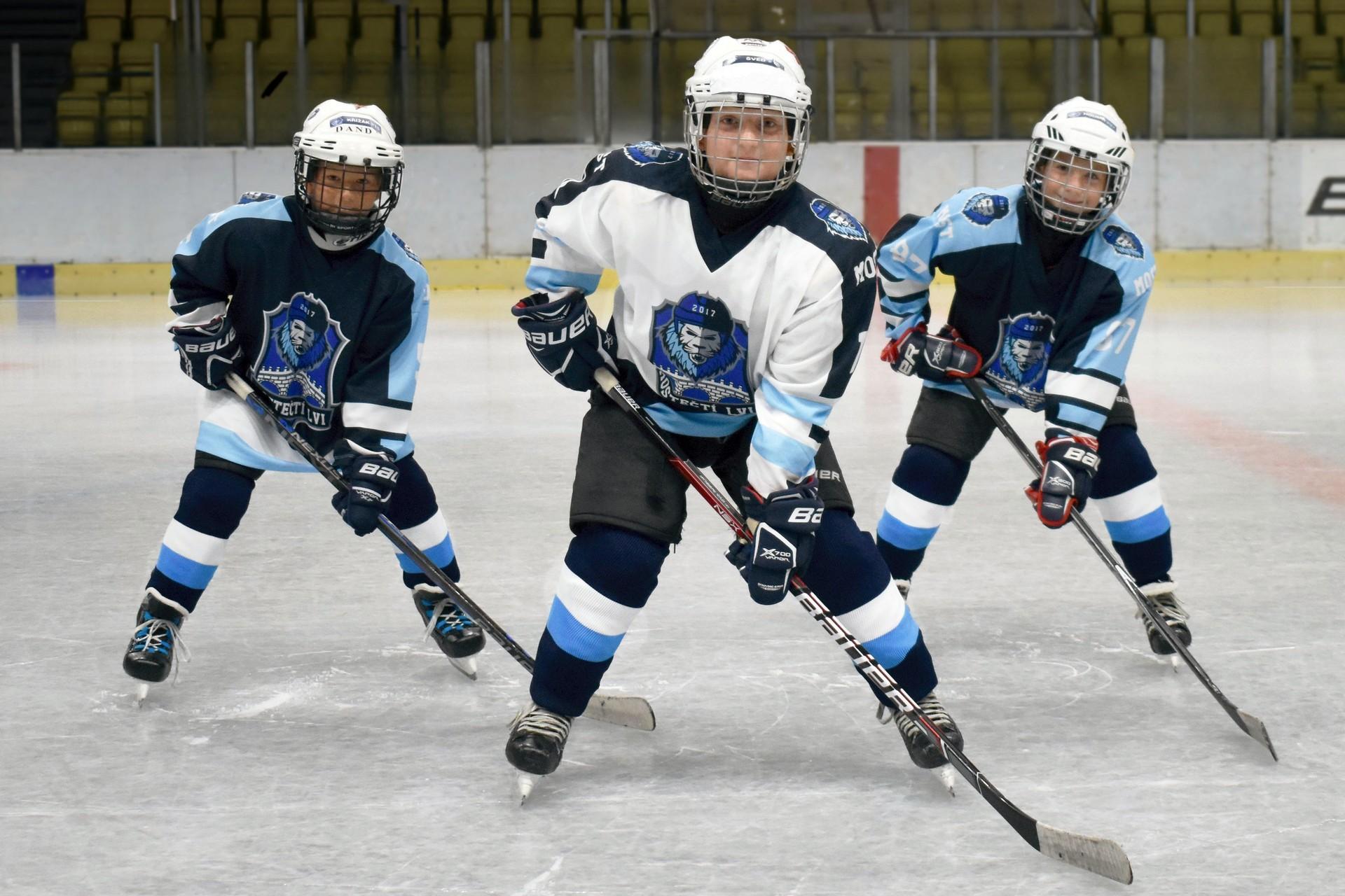 Tréninky a zápasy mládeže